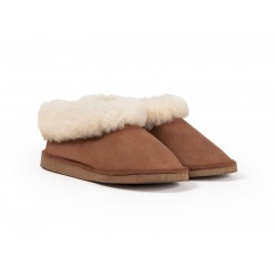 ADULT SLIPPERS IN SHEEP WOOL