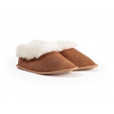 SHEEP WOOL ADULT SLIPPERS | FOR INDOOR