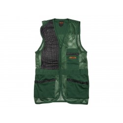 FULL MESH TRAP SHOOTING VEST | RIGHT-HANDED
